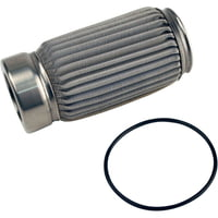 10an Fuel Filter Element 100 Mircon Stainless