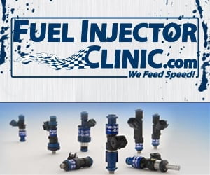 Fuel Injector Clinic - Steve Morris Engines