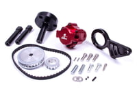 BBC Belt Pump Kit - Lower Left