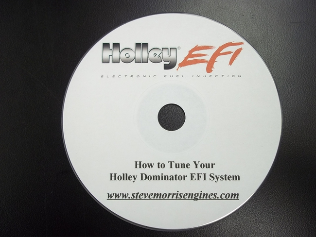 Holley EFI (DVD)