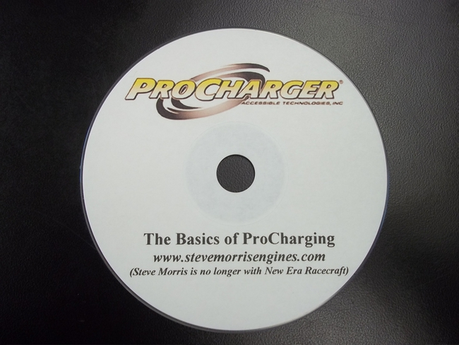 The Basics of ProCharging (Video Download)