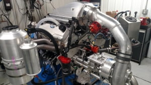 2,000+HP Custom Engine Package
