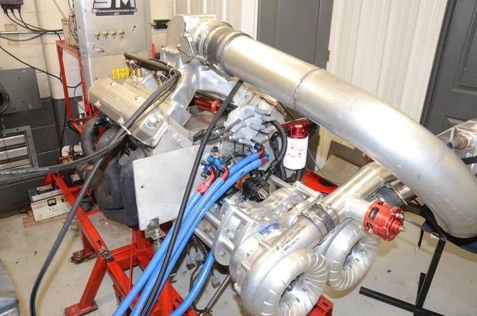 ENGINES - Steve Morris Engines