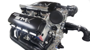 SMX - 4500+HP Water Jacketed ProMod engine