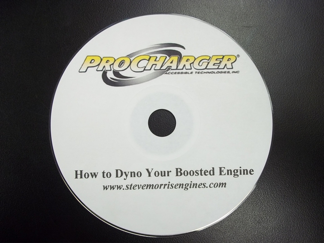 How to Dyno and Tune your Boosted Engine (DVD)