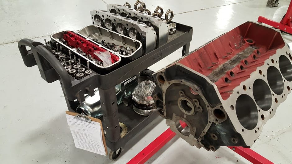 CONVERT YOUR ENGINE - Steve Morris Engines