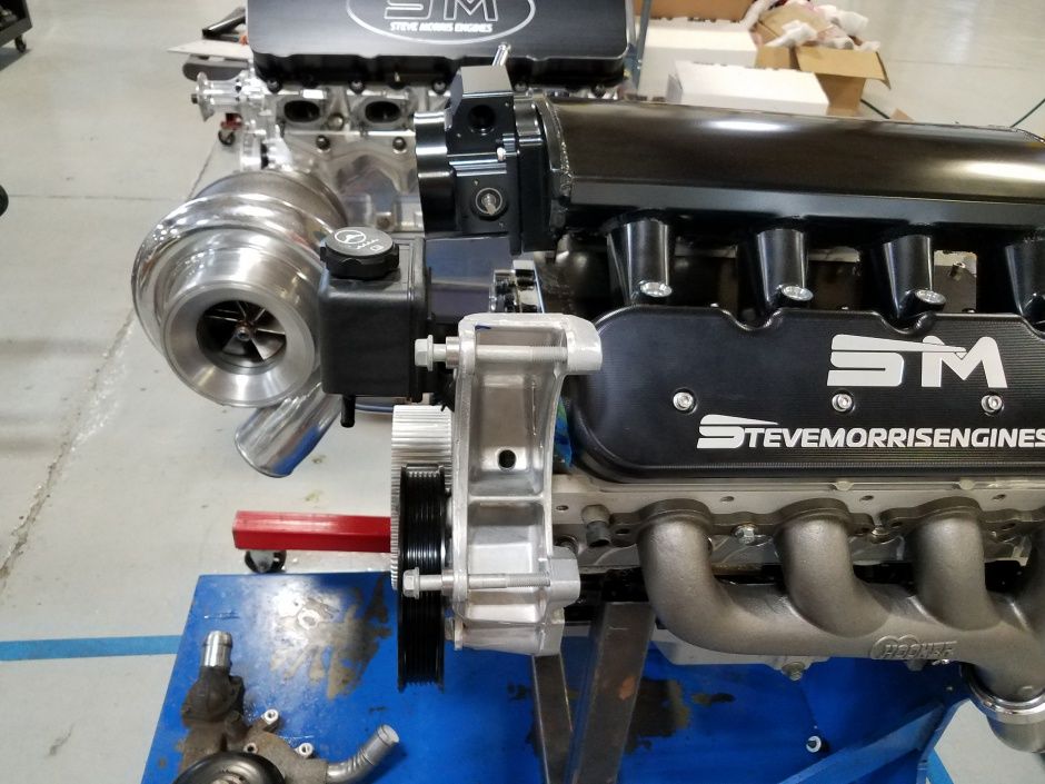 HOOKER/SME Single Turbo Manifold kit
