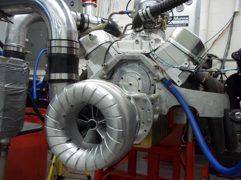 BBC - Steve Morris Engines