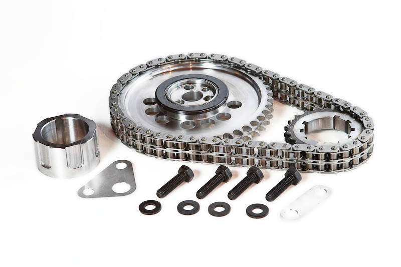 RollMaster CS1195 Double Row Billet Timing Chain - LS3