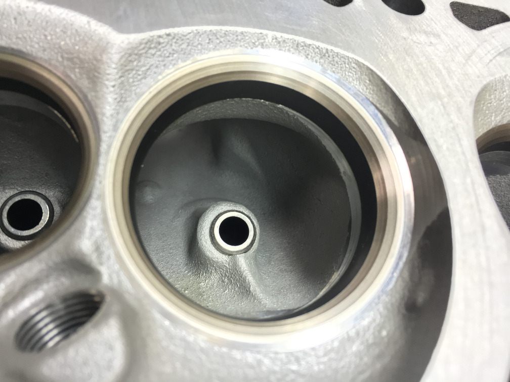 Custom LS3 Cylinder Head CNC Porting