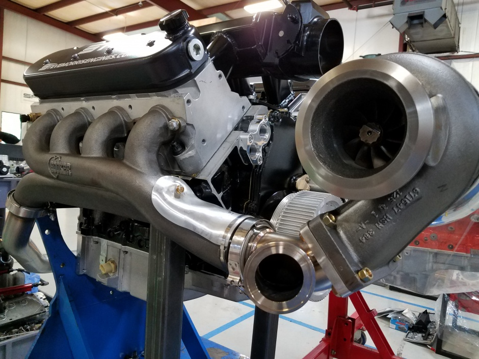 Building V Engine From Ground Up
