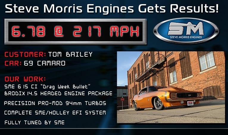 Steve morris engines customer testimonials steve morris engines tom bailey results malvernweather Choice Image