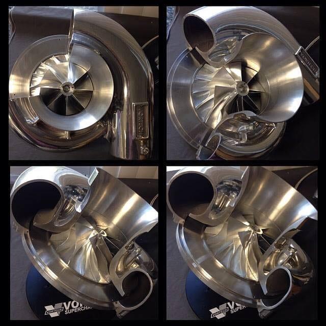 Vortech Supercharger Dimensions: Steve Morris Engines