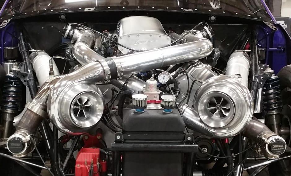 1000HP to 3000+HP - Steve Morris Engines