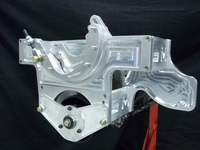 Reverse-Mounted Supercharger Brackets