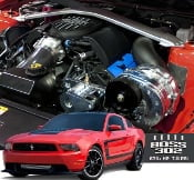ProCharger 1FR312-SCI '12-'13 BOSS 302 MUSTANG Kits