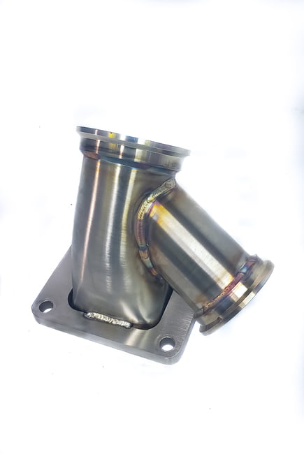 T6 Flange with 60mm Turbo Smart Gate